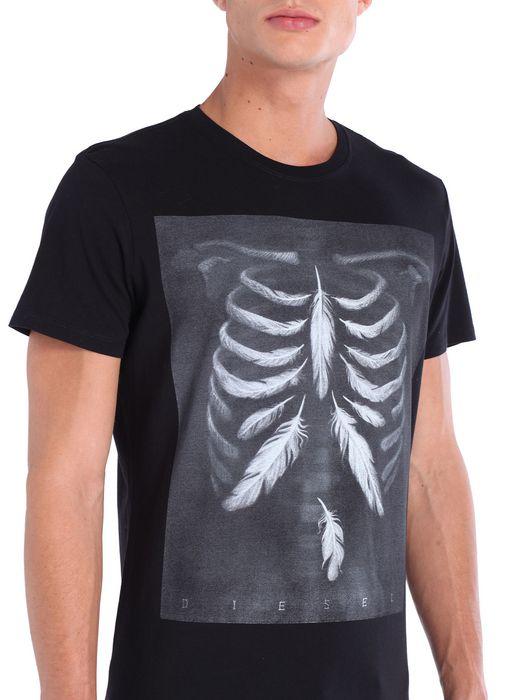 DIESEL T-ROLT T-Shirt U a