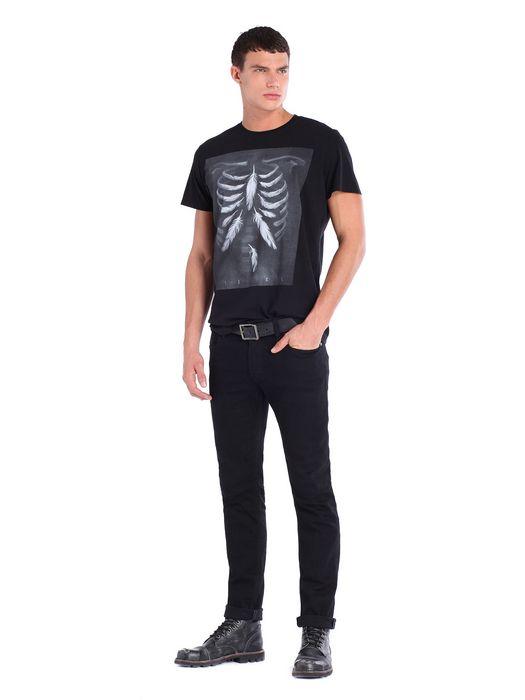 DIESEL T-ROLT T-Shirt U r