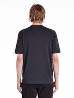 DIESEL BLACK GOLD TIBO-SCUM-LF T-Shirt U e