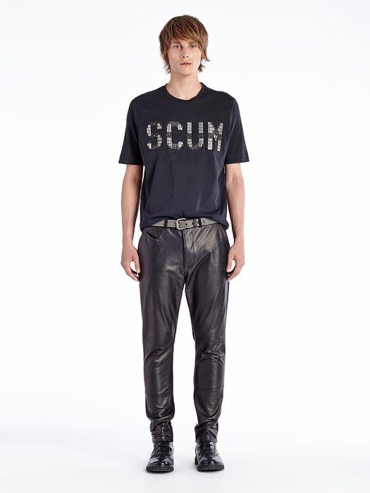 DIESEL BLACK GOLD TIBO-SCUM-LF T-Shirt U r
