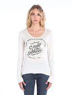 DIESEL T-MANGA-LS-A T-Shirt D f
