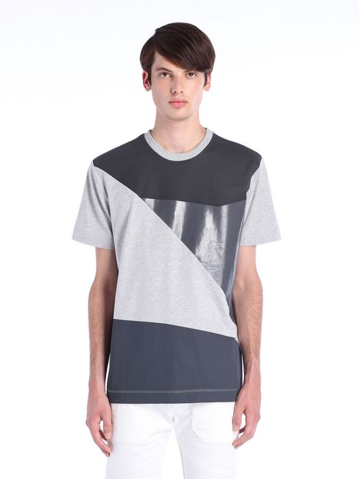 DIESEL BLACK GOLD TEORIA T-Shirt U f