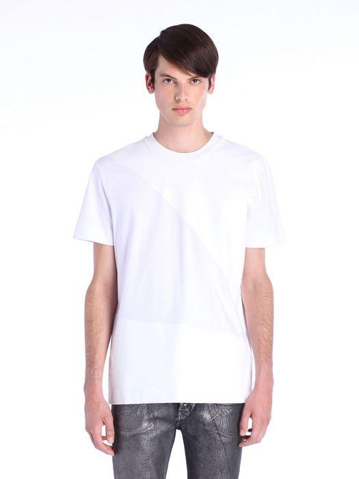 DIESEL BLACK GOLD TEORIA Camiseta U f