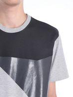DIESEL BLACK GOLD TEORIA T-Shirt U a