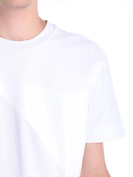 DIESEL BLACK GOLD TEORIA Camiseta U a