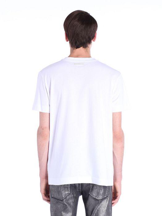 DIESEL BLACK GOLD TEORIA Camiseta U e
