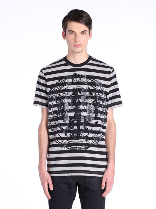 DIESEL BLACK GOLD TEORIA-CREST T-Shirt U f
