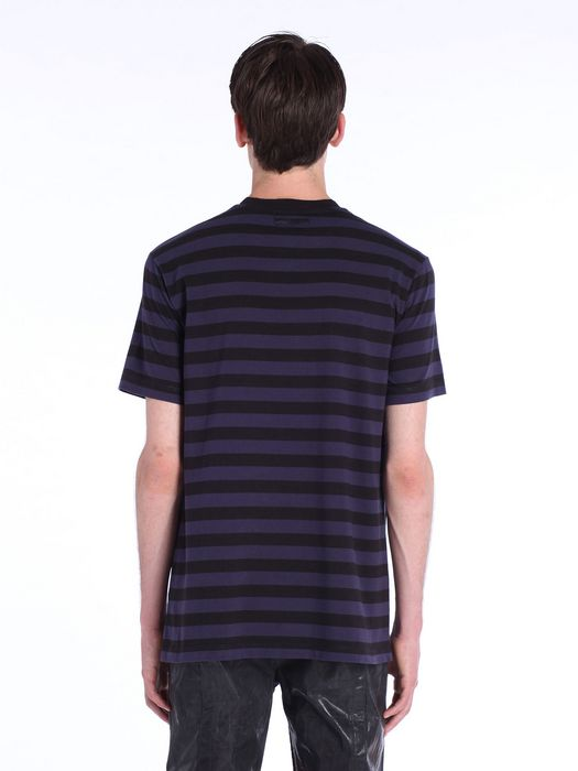 DIESEL BLACK GOLD TEORIA-CREST T-Shirt U e