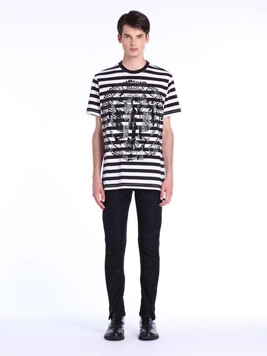DIESEL BLACK GOLD TEORIA-CREST T-Shirt U r