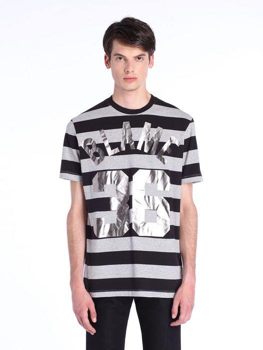 DIESEL BLACK GOLD TEORIA-BLAME36 T-Shirt U f