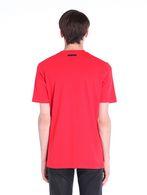 DIESEL BLACK GOLD TEORIA-BLAME36 Camiseta U e
