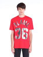DIESEL BLACK GOLD TEORIA-BLAME36 Camiseta U f