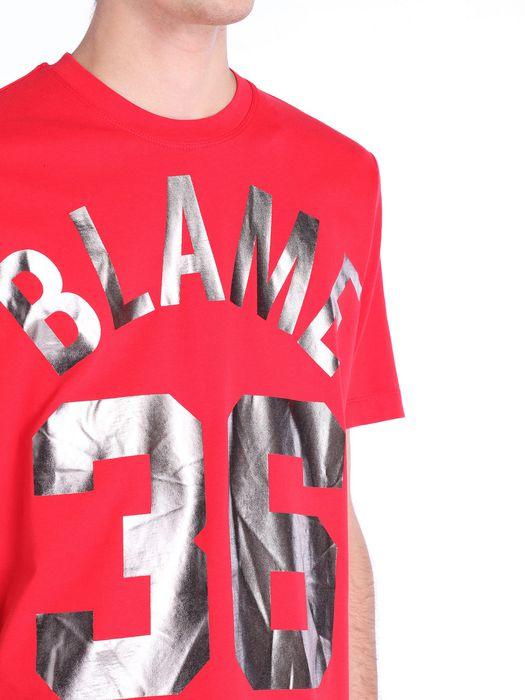 DIESEL BLACK GOLD TEORIA-BLAME36 Camiseta U a