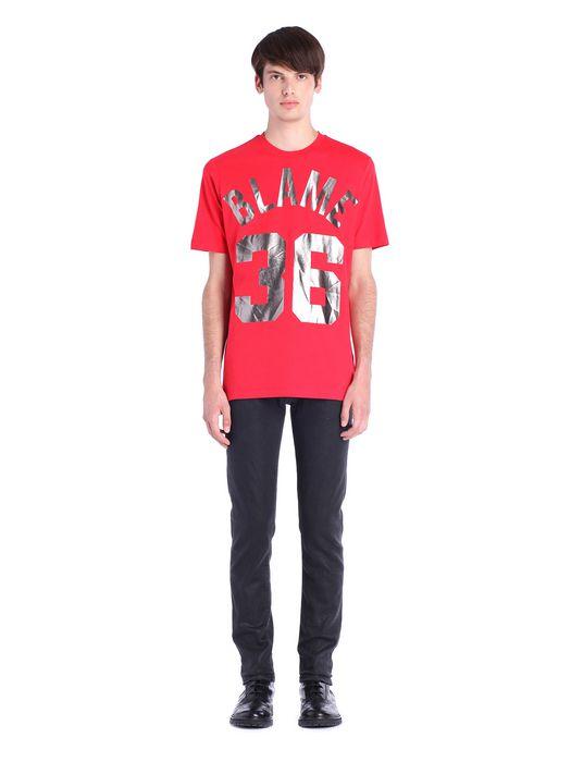 DIESEL BLACK GOLD TEORIA-BLAME36 Camiseta U r