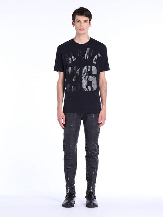 DIESEL BLACK GOLD TEORIA-BLAME36 T-Shirt U r