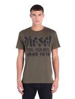 DIESEL T-GOTH T-Shirt U f