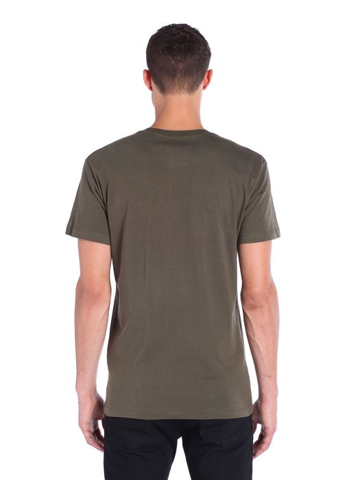 DIESEL T-GOTH T-Shirt U e