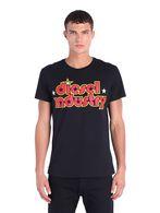 DIESEL T-DOR Camiseta U f