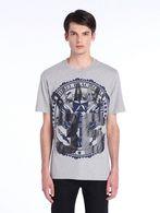 DIESEL BLACK GOLD TEORIA-INSINIABLAME T-Shirt U f