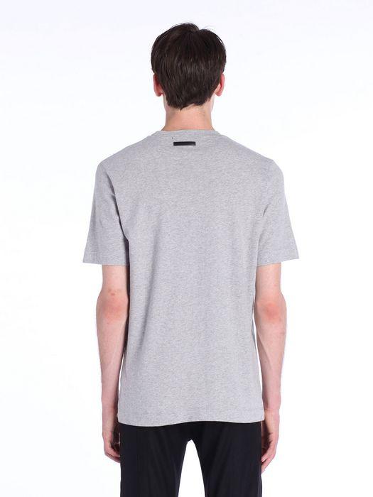 DIESEL BLACK GOLD TEORIA-INSINIABLAME T-Shirt U e