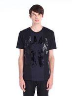 DIESEL BLACK GOLD TEORIA-SIDES-CREST36 T-Shirt U f