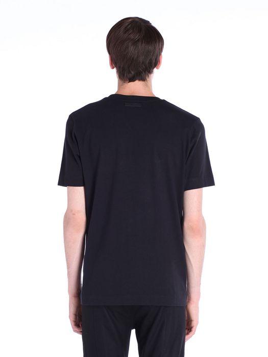 DIESEL BLACK GOLD TEORIA-SIDES-CREST36 T-Shirt U e
