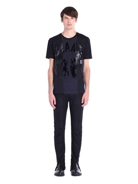 DIESEL BLACK GOLD TEORIA-SIDES-CREST36 T-Shirt U r