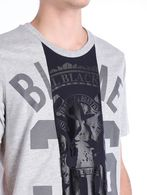 DIESEL BLACK GOLD TEORIA-CUT-36CREST T-Shirt U a