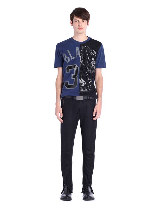 DIESEL BLACK GOLD TEORIA-TC-BLAREST T-Shirt U r