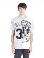 DIESEL BLACK GOLD TEORIA-TC-BLAREST T-Shirt U f