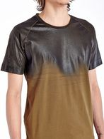 DIESEL BLACK GOLD TOMINOVIY-ADD T-Shirt U a