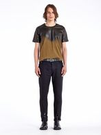 DIESEL BLACK GOLD TOMINOVIY-ADD T-Shirt U r