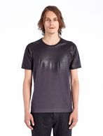 DIESEL BLACK GOLD TOMINOVIY-ADD Camiseta U f