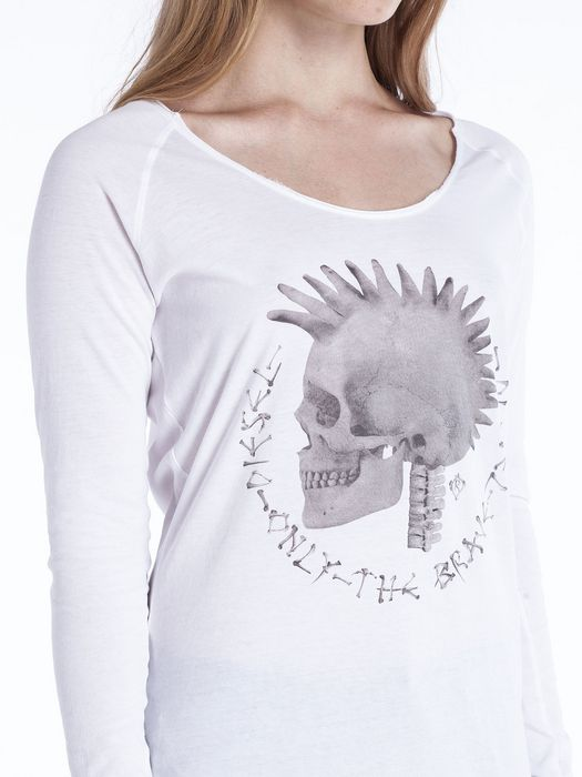DIESEL T-ELECTRE-J T-Shirt D a