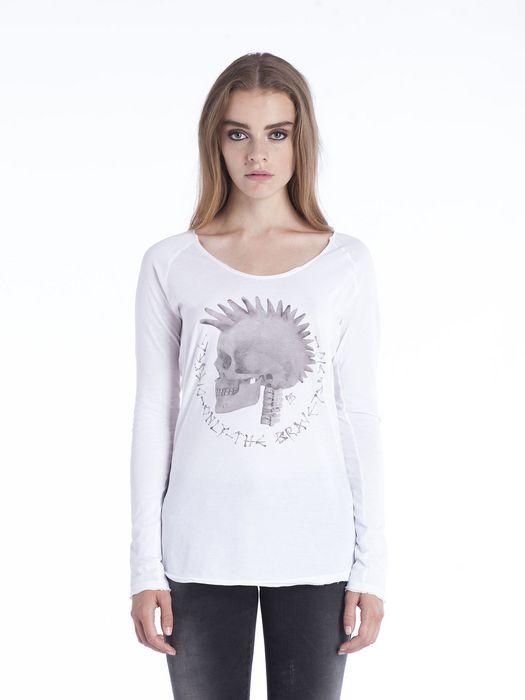 DIESEL T-ELECTRE-J T-Shirt D f
