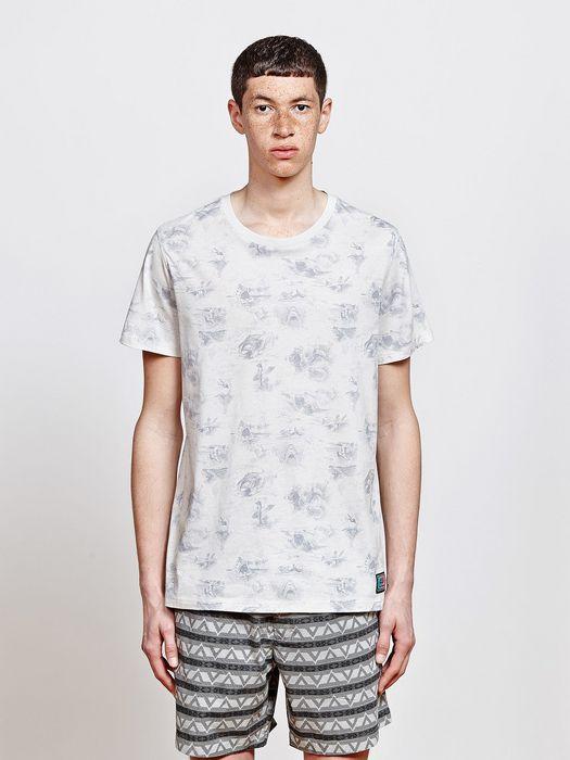 55DSL T-ENDSUMMER Camiseta U f