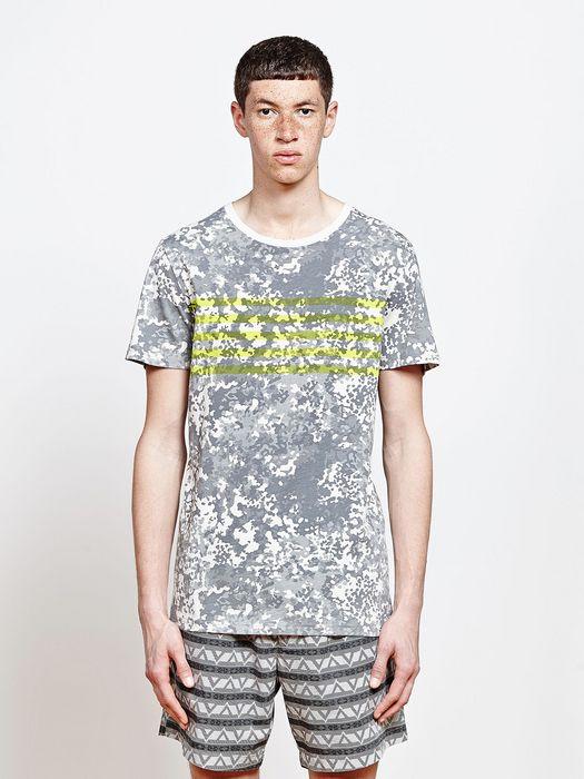55DSL TRON T-Shirt U f
