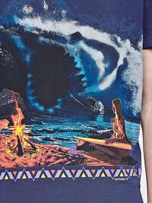 55DSL T-ONFIRE T-Shirt U a