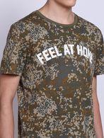 55DSL T-CAMOU T-Shirt U a
