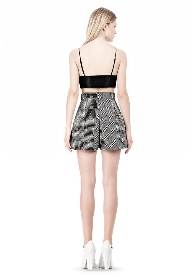 ALEXANDER WANG V-NECK CAMISOLE TOP WITH RELEASED DARTS TOP Adult 12_n_r