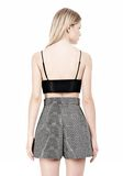 ALEXANDER WANG V-NECK CAMISOLE TOP WITH RELEASED DARTS TOP Adult 8_n_d