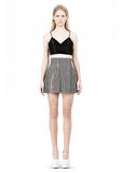 ALEXANDER WANG V-NECK CAMISOLE TOP WITH RELEASED DARTS TOP Adult 8_n_f