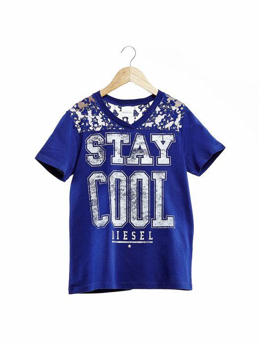 DIESEL TICTEC T-shirt & Tops D f