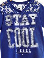 DIESEL TICTEC T-shirt & Tops D a