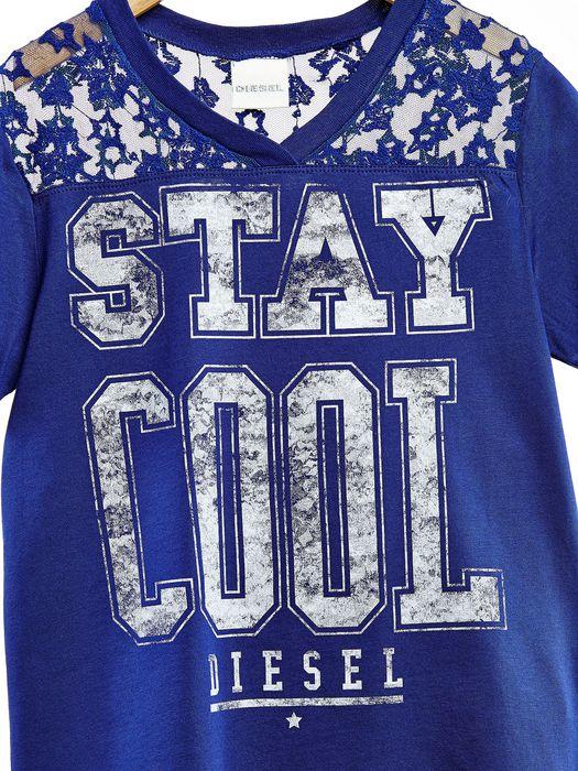 DIESEL TICTEC T-shirt & Top D a