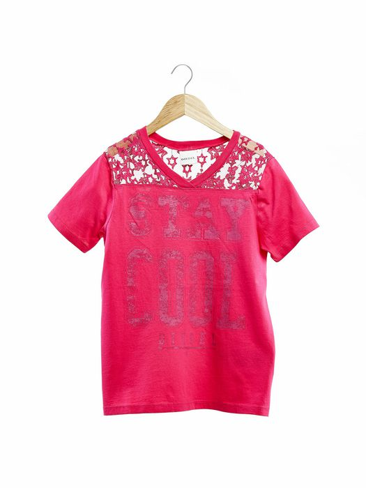 DIESEL TICTEC T-shirt & Haut D f