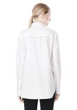 T by ALEXANDER WANG LONG SLEEVE SHIRT WITH CHEST POCKET SHIRT Adult 8_n_d