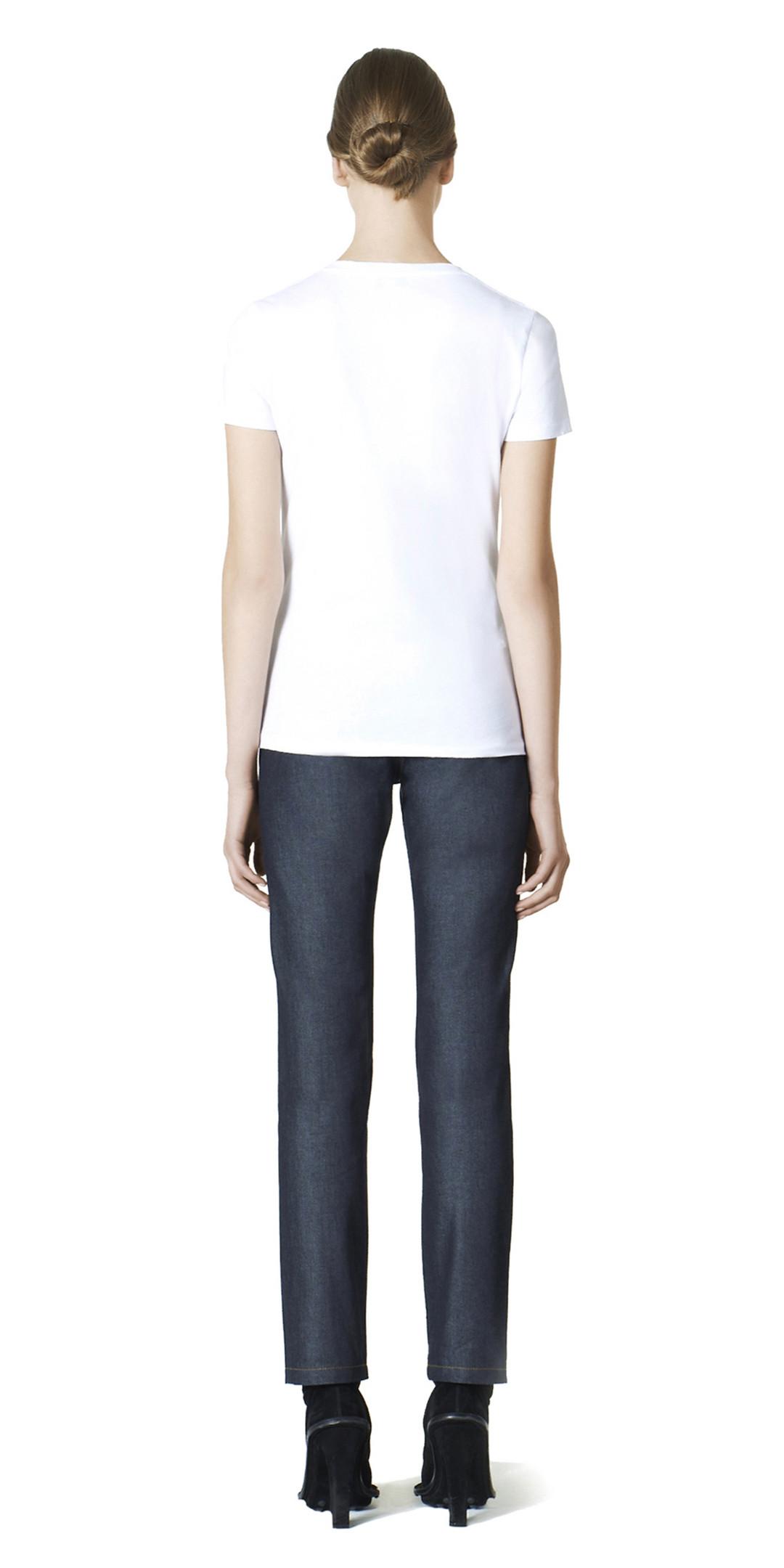 BALENCIAGA Top D Balenciaga Scribble Check Tee-Shirt i