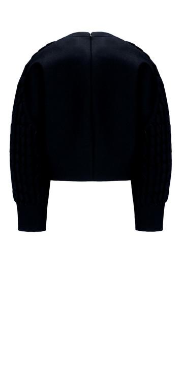 BALENCIAGA Tops D Balenciaga Jersey Spiral f