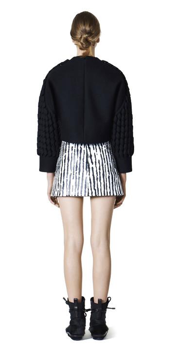BALENCIAGA Top D Balenciaga Pullover Spiral f